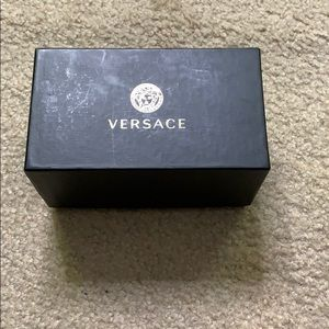 A pair of limited Versace sunglasses